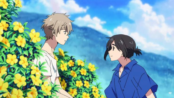 Yeni Eşcinsel Romantik Anime 'The Stranger By the Shore'a İlk Bakış