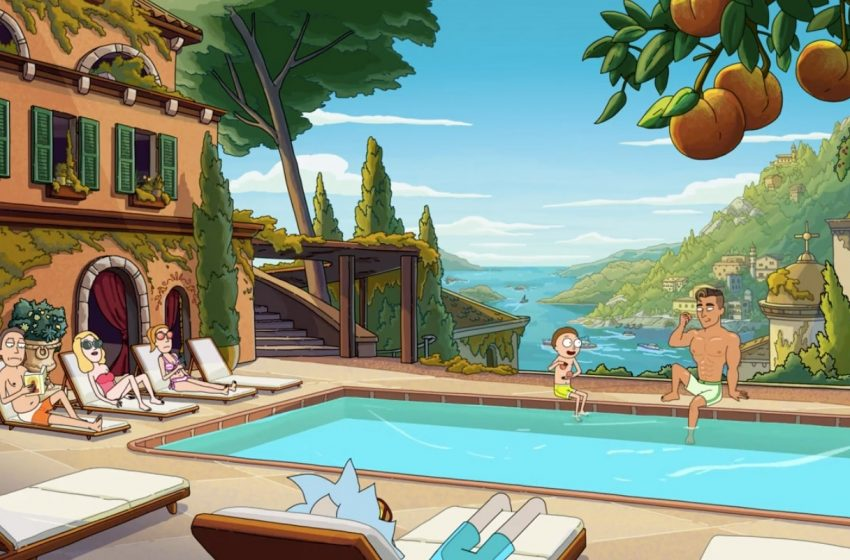 Rick and Morty'den Call Me By Your Name Filmine Gönderme!