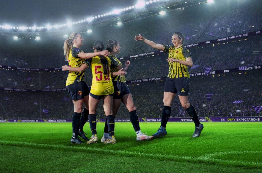 Football Manager Tarihinde İlk Kez Kadın Futbol Takımları da Yer Alacak