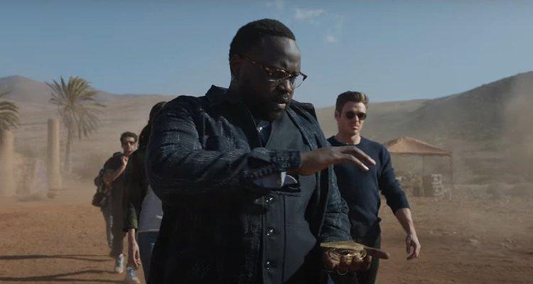 İzleyin: Marvel'ın Yeni Eternals Fragmanı'nda Eşcinsel Süper Kahraman Phastos Dikkat Çekiyor