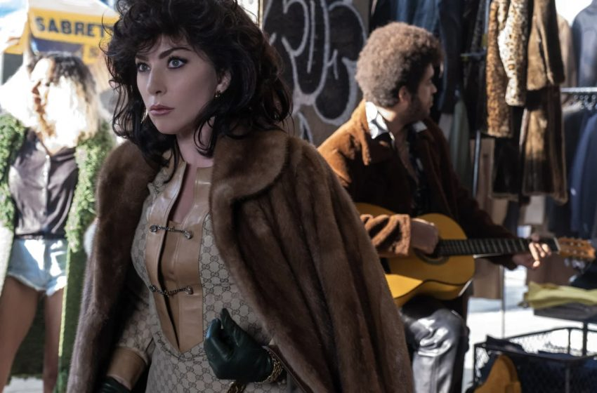 İzleyin: House Of Gucci ile Oscar'a Şimdiden Göz Kırpan Kara Dul Lady Gaga!