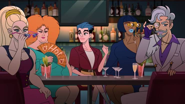 İzleyin: LGBTİ+ Animasyon Dizisi Q Force'un Fragmanı Çıktı