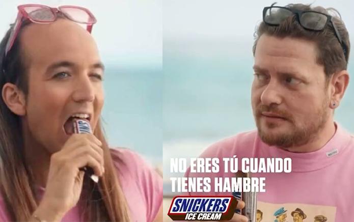 İzleyin: Snickers, Tartışma Yaratan Homofobik Reklamı İçin Özür Diledi