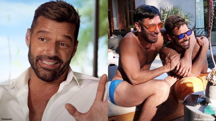 Ricky Martin: Jwan'a İlk Görüşte Aşık Oldum