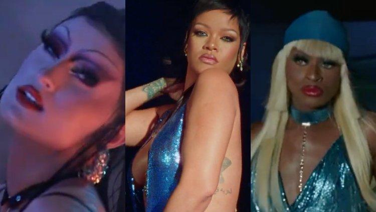 İzleyin: Rihanna'nın Üçüncü Savage x Fenty Şovu Bir Kez Daha LGBTİ+ ve Drag Yıldızlarıyla Geri Dönüyor!