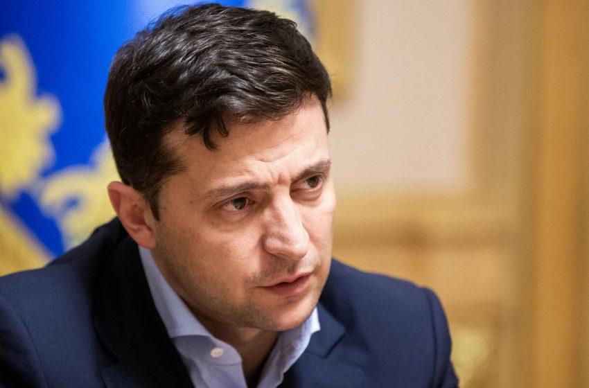 Ukrayna Başkanı LGBTİ+ Eşitliği İçin Savaşacağına Söz Verdi