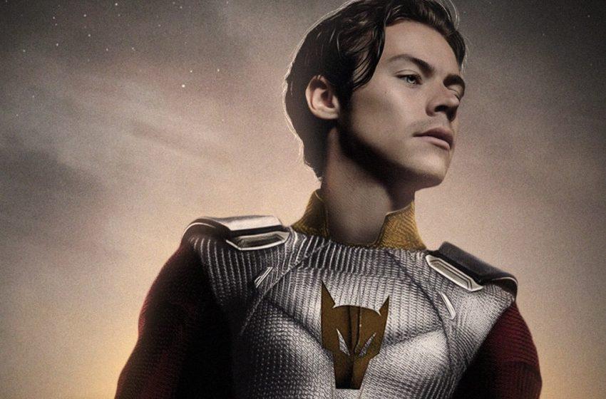 Eşcinsel Süper Kahramanların Yer Aldığı 'Eternals' Filminde Harry Styles Sürprizi!
